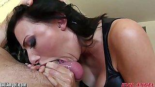 Brazzers xxx: Lesbian sluts fuck on cam to cock