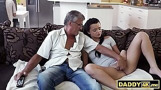Brazzers xxx: Teen bbi gay pee have sex movies Daddy Chokes On Dick