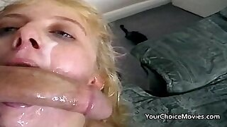 Brazzers xxx: Real amateur couple homemade fuck out of the first