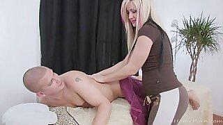 Brazzers xxx: Busty blonde ATD street slut