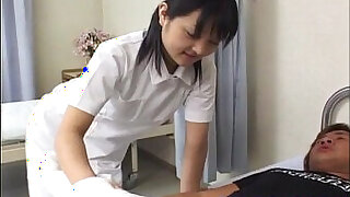 Miku Hoshino in nurse fucking - 3144