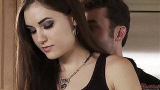 Brazzers xxx: Joanna Angel and Sasha Grey Has Dick Their Ass