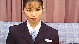 Brazzers xxx: Bukkake Airline Japanese Uncensored Shinjo Yuki