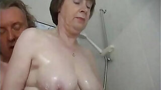 Brazzers xxx: Old couple have a hardcore fucking action
