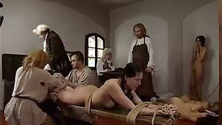 Brazzers xxx: Three girl hard punishment