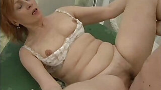 Brazzers xxx: Fresh grandma fucked by stud