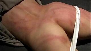Brazzers xxx: Asian webcam girl spanking