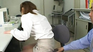 Brazzers xxx: Asian Office Slut
