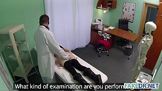 Hardcore sex in fake hospital - 22835