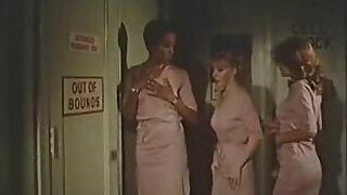 Brazzers xxx: Candida Royalle, Lisa De Leeuw, Ian MacGregor in vintage sex scene