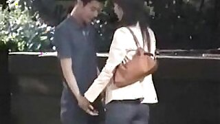 Brazzers xxx: Fist couple fucking in public only?