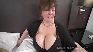 Brazzers xxx: Chubby Interracial slut fucked in car
