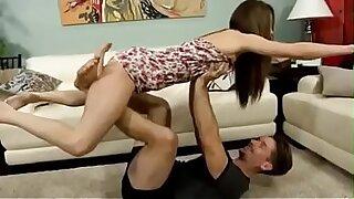 Brazzers xxx: Dick cock deep Inside Hot Step daughter