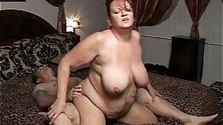 Brazzers xxx: Mature busty BBW whore