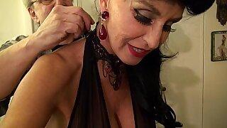 Brazzers xxx: sfm granny screwed on hotel floor for money and white of brazilian