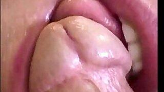 Brazzers xxx: Real amateur blowjob facial cumshot